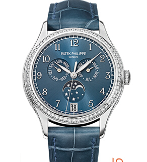Replica Patek Philippe Complications Ladies Watch Buy 4947G-001 - White Gold