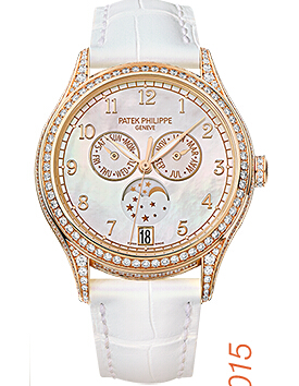 Replica Patek Philippe Complications Ladies Watch Buy 4948R-001 - Rose Gold