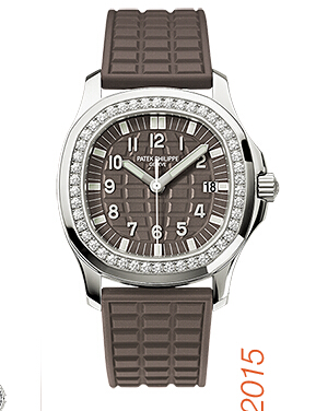 Replica Patek Philippe Aquanaut Ladies Watch buy 5067A-023 - Stainless Steel