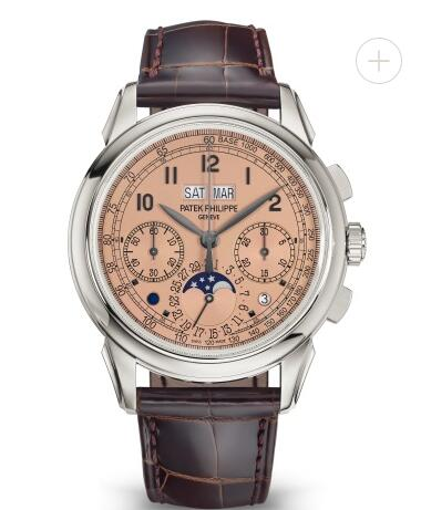 Cheapest Patek Philippe Watch Price Replica Grand Complications Chronograph 5270P-001