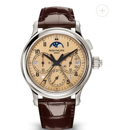 Cheapest Patek Philippe Watch Price Replica Grand Complications Monopusher Chronograph 5372P-010