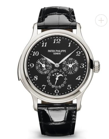 Cheapest Patek Philippe Watch Price Replica Grand Complications Black Dial Minute Repeater 5374P-001