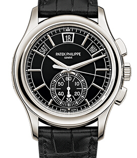 Replica Patek Philippe Complications Men Watch buy 5905P-010 - Platinum