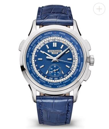 Cheapest Patek Philippe Watch Price Replica Complications 5930G-010 White Gold
