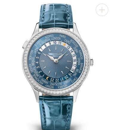 Cheapest Patek Philippe Watch Price Replica Complications 7130G-016 White Gold