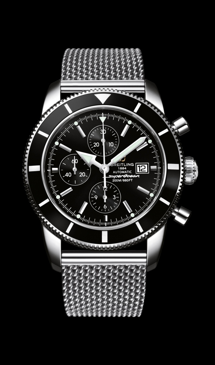 Replica Breitling Watch SUPEROCEAN HÉRITAGE CHRONOGRAPHE 46 Collection A1332024/B908/152A 46mm