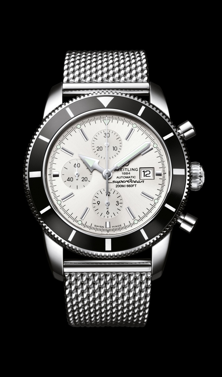 Replica Breitling Watch SUPEROCEAN HÉRITAGE CHRONOGRAPHE 46 Collection A1332024/G698/152A 46mm