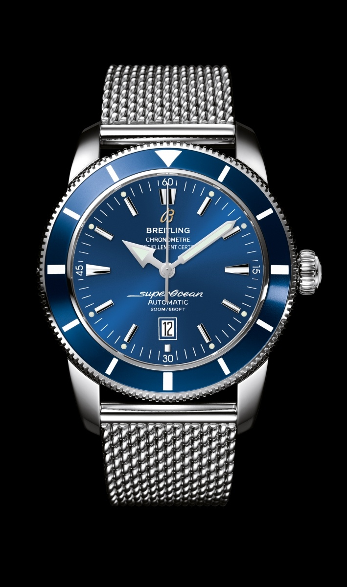 Replica Breitling Watch SUPEROCEAN HÉRITAGE 46 Collection A1732016/C734/152A 46mm