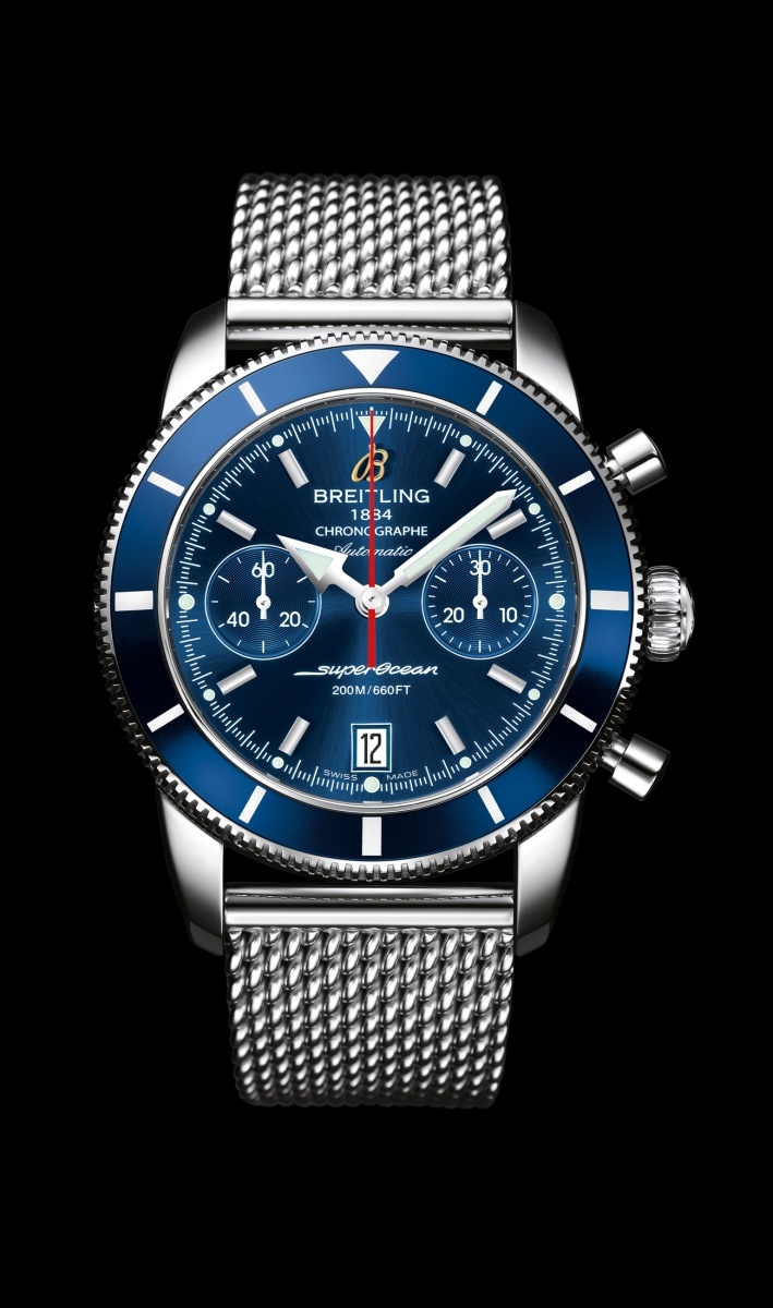 Replica Breitling Watch SUPEROCEAN HÉRITAGE CHRONOGRAPHE 44 Collection A2337016/C856/154A 44mm