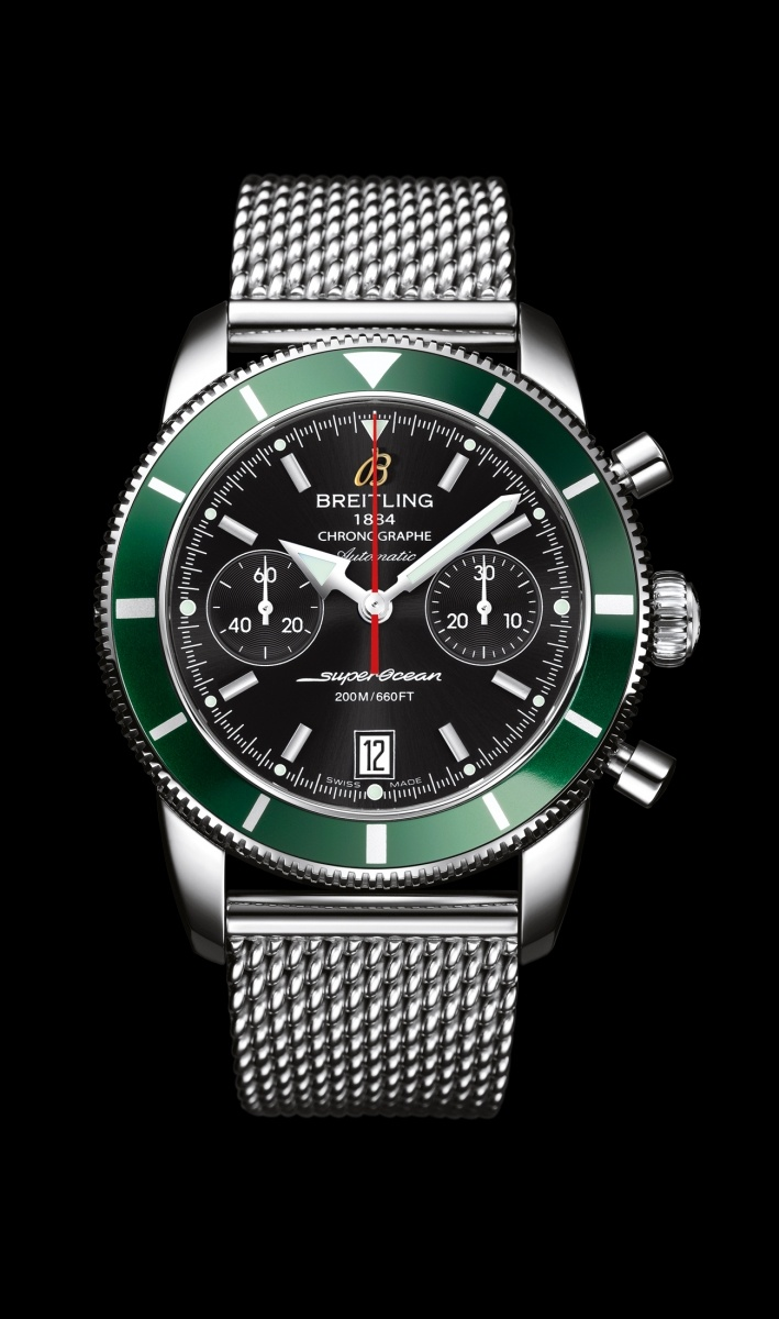 Replica Breitling Watch SUPEROCEAN HÉRITAGE CHRONOGRAPHE 44 Collection A2337036-BB81-154A 44mm