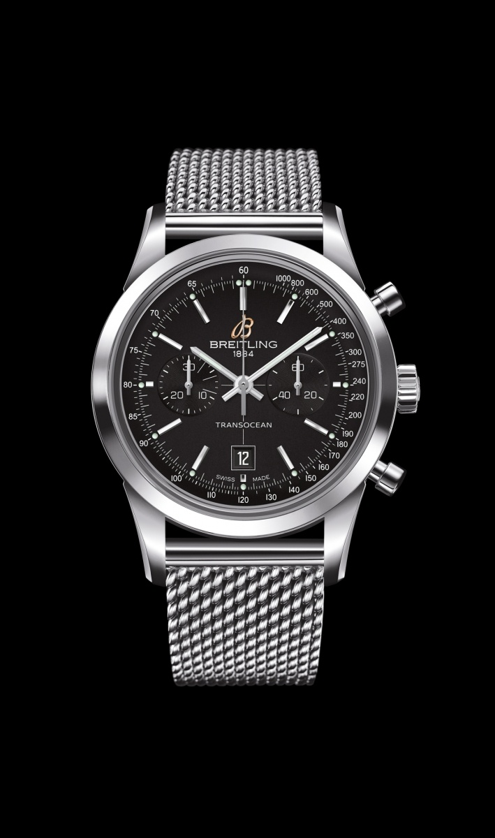 Replica Breitling Watch Transocean Chronograph 38 Collection A4131012/BC06/171A 38mm