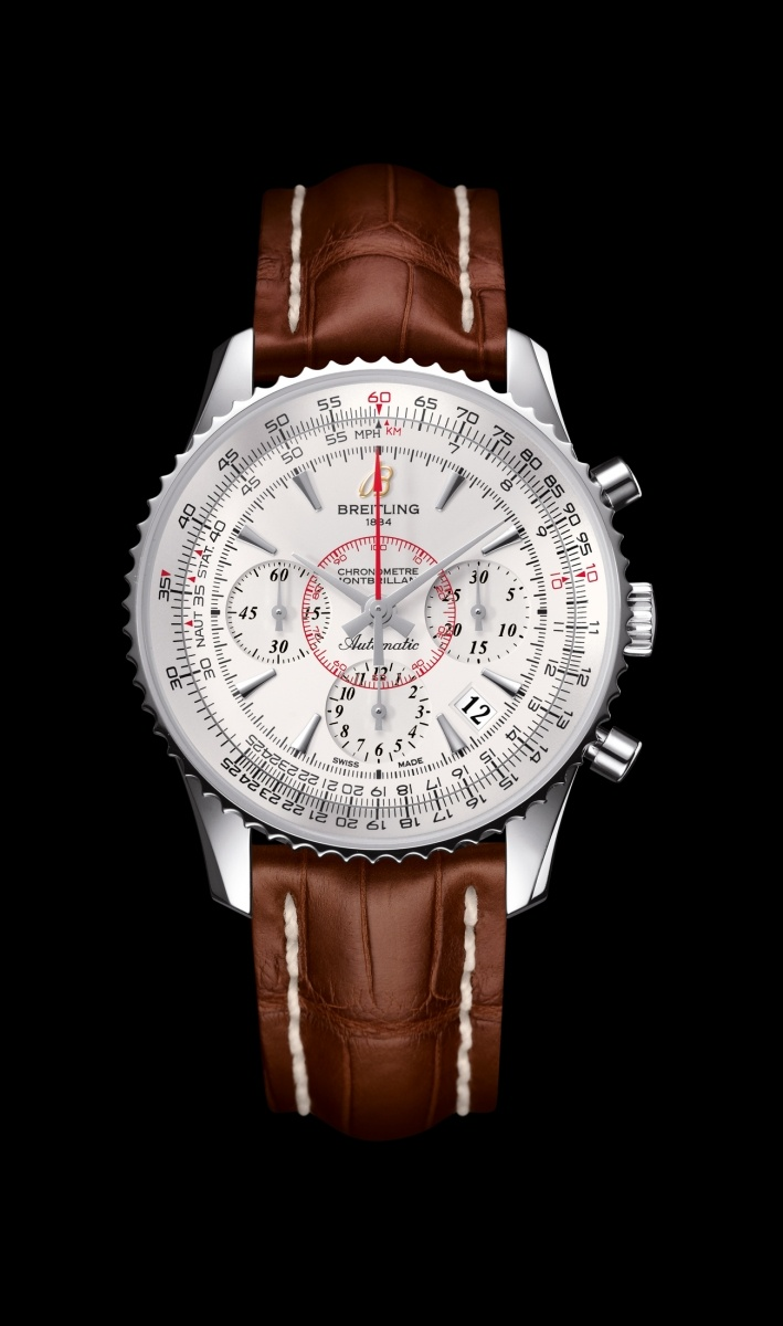 Replica Breitling Watch MONTBRILLANT 01 Collection AB013012/G709/724P/A18BA.1 40mm