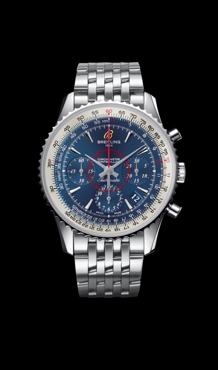 Replica Breitling New Luxury Watch MONTBRILLANT 01 Collection AB0130C5/C894/448A 40mm