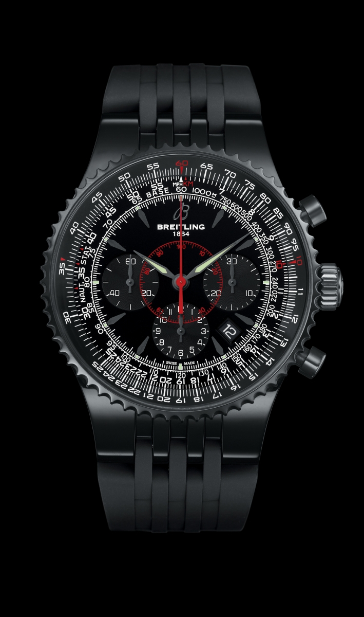 Replica Breitling Watch MONTBRILLANT 47 BLACKSTEEL –BOUTIQUE PREVIEW Collection M2335124/BD06/223S/M20D.2 47mm