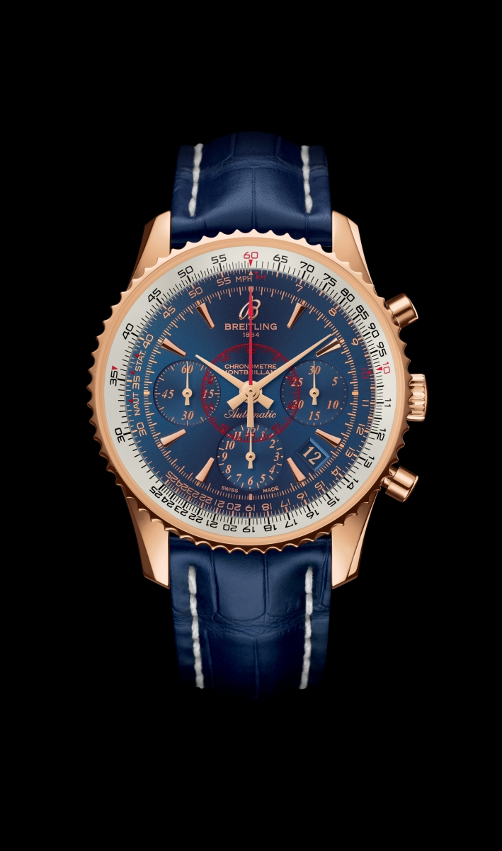 Replica Breitling New Luxury Watch MONTBRILLANT 01 Collection RB013012/C896/718P/R18BA.1 40mm