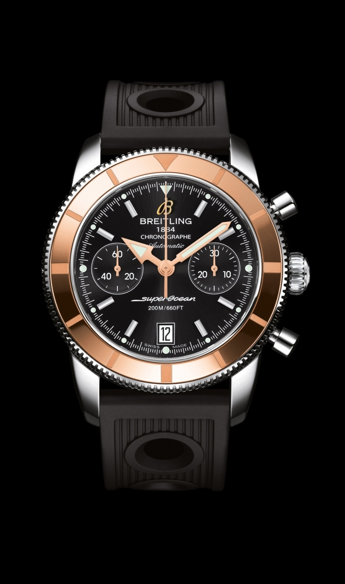 Replica Breitling Watch SUPEROCEAN HÉRITAGE CHRONOGRAPHE 44 Collection U2337012/BB81/200S/A20D.2 44mm