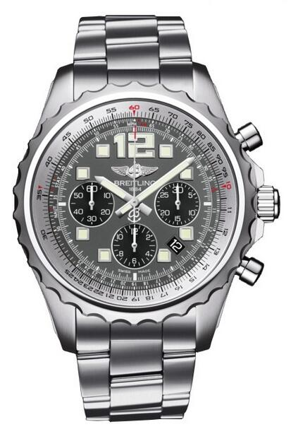 Replica Breitling Professional Chronospace Automatic Men copy Watch Sale A2336035F555167A - Stainless steel