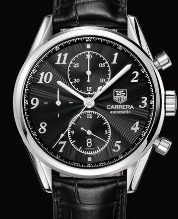 Replica Tag Heuer Watch Carrera Collection CARRERA CALIBRE 16 HERITAGE AUTOMATIC CHRONOGRAPH CAS2110.FC6266