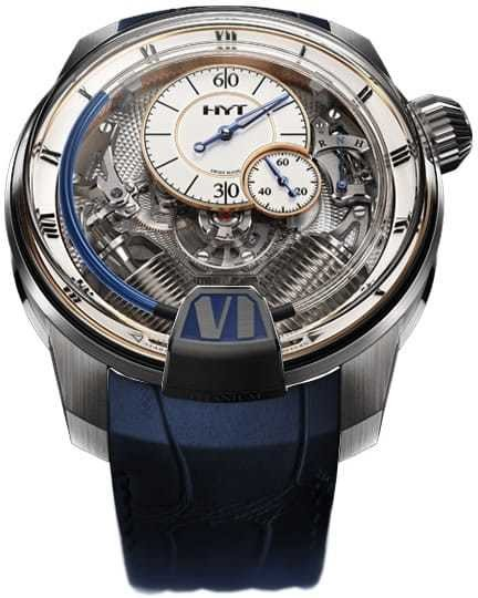 HYT H2 Tradition 248-TW-10-BF-AB Replica Watch
