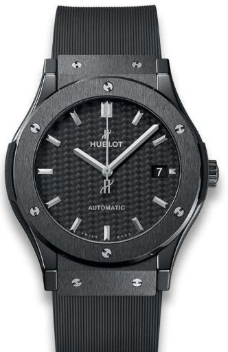 Replica Hublot 511.CM.1771.RX Classic Fusion Black Magic watch