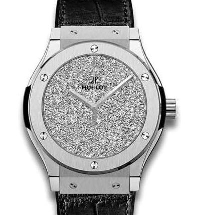 Replica Hublot 511.NS.0600.VR Classic Fusion Osmium 45mm Limited Edition watch