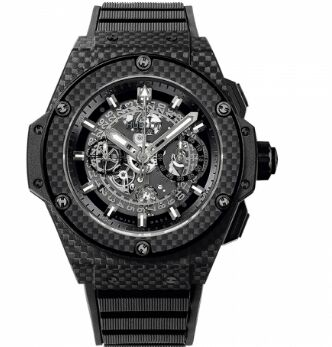 Replica Hublot 701.QX.0140.RX King Power Unico All Carbon 48mm watch