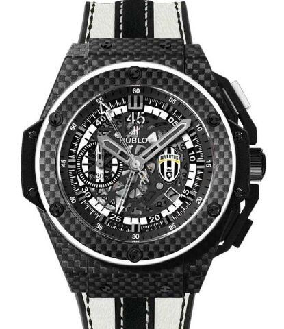 Replica Hublot 716.QX.1121.VR.JUV13 King Power Juventus 48mm watch