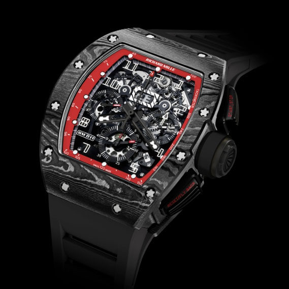 RICHARD MILLE RM 011 Felipe Massa Replica Watch