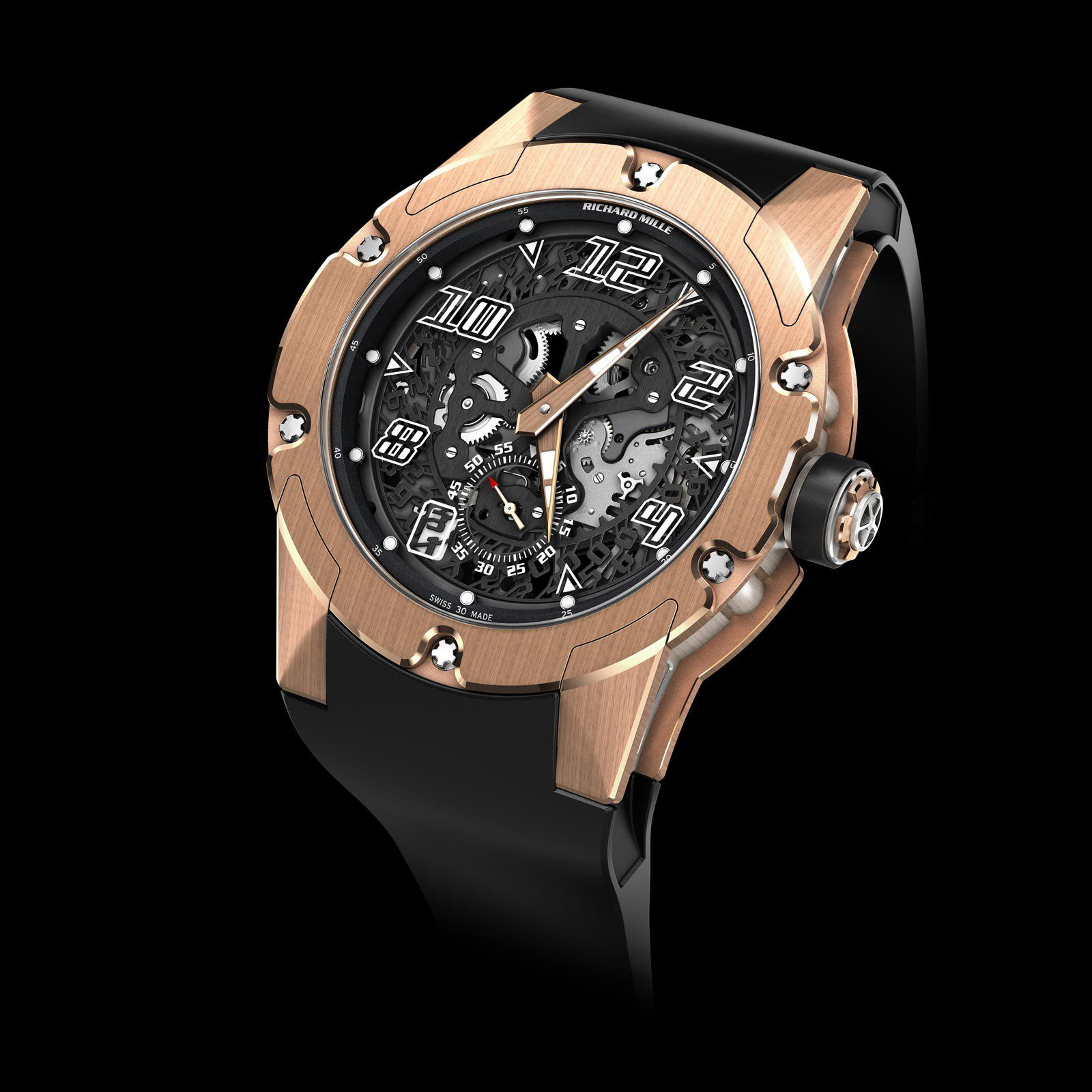 RICHARD MILLE RM 33-01 Automatic Replica Watch