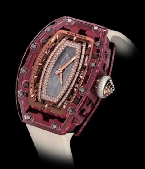 RICHARD MILLE RM 07-02 Automatic Winding Pink Sapphire Replica Watch