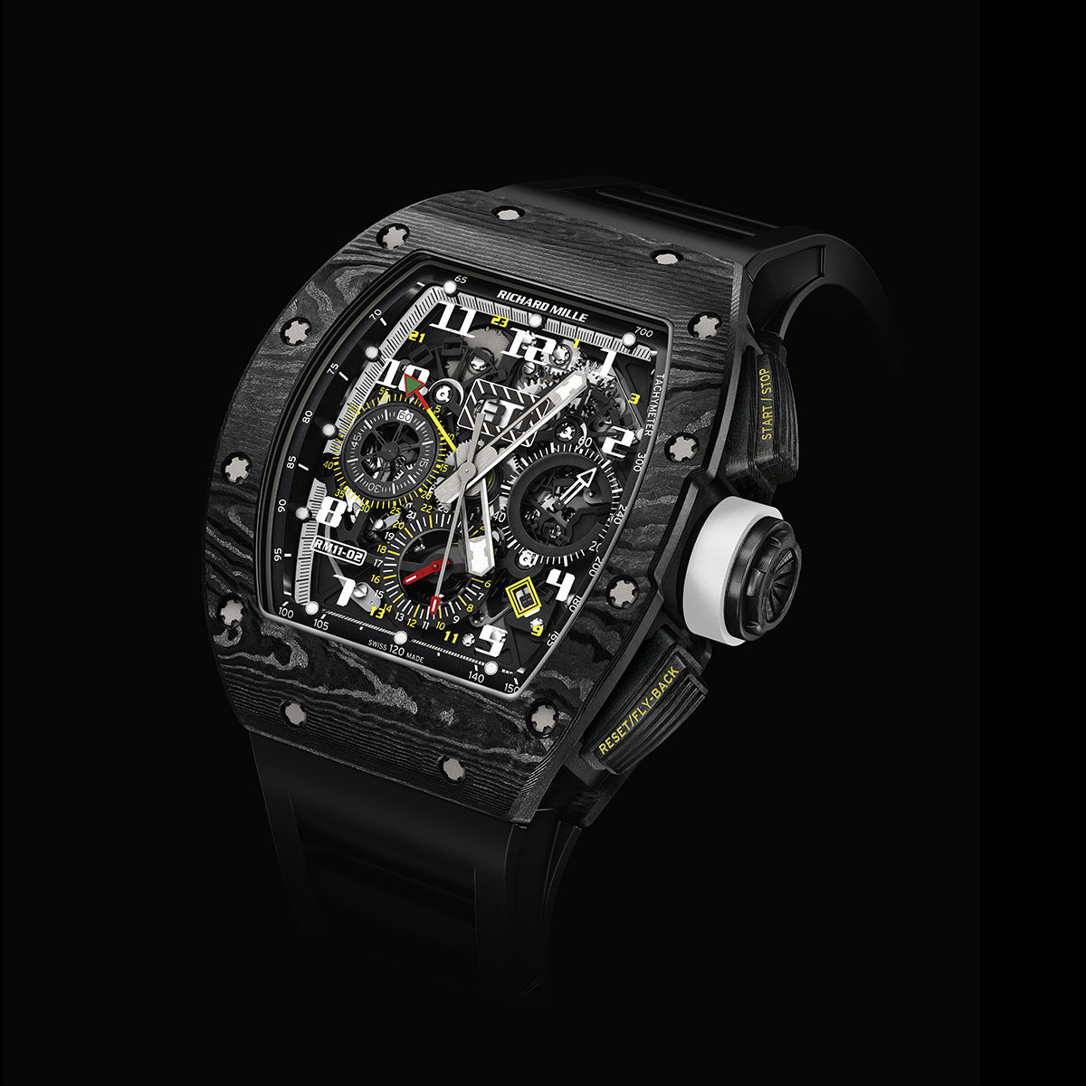 RICHARD MILLE RM 11-02 Shanghai Replica Watch