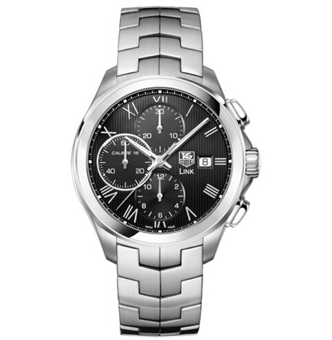 Replica Tag Heuer Watch Link Calibre 16 Automatic Chronograph For Men 43mm CAT2012.BA0952