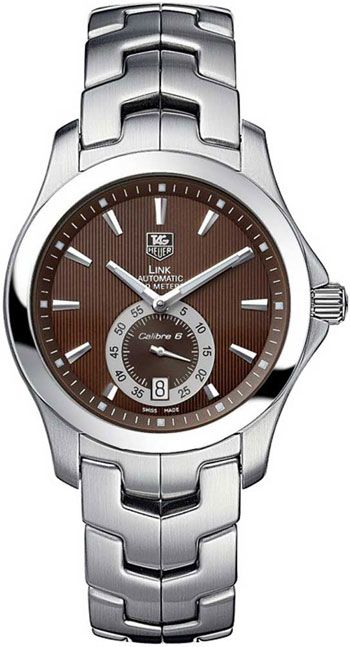 Replica Tag Heuer Watch Link Automatic For Men 39mm WJF211C.BA0570